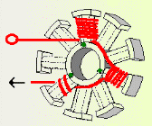 Electrical winding instruction seven