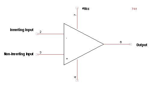 Pin Diagram Of Ic 741 Polytechnic Hub