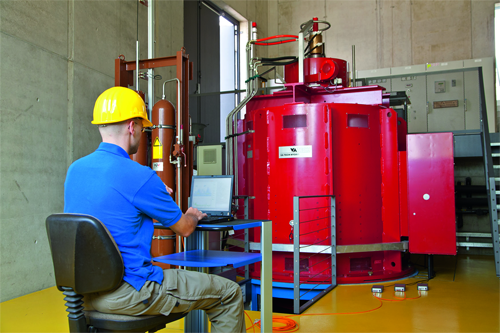 Electrical-insulation-at-factory