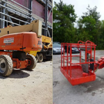 Hire man lift or boom lift in Mumbai, India
