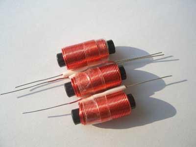 Applications of ferrite core inductors