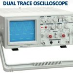 Difference between dual trace CRO and dual beam CRO