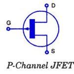 P-channel JFET