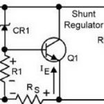 How transistor shunt regulator is work?