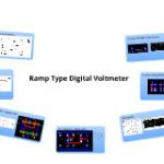 Advantages and disadvantages of ramp type DVM (digital voltmeter)