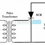 Different types of SCR (silicon controlled rectifier) gate triggering