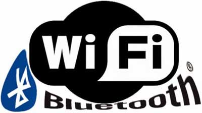 Bluetooth and Wi Fi