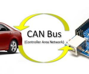 controller area network - Bus