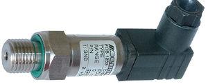 Piezoelectric pressure transducer