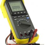 What is ohmmeter?