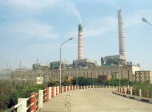 Khaparkheda power station