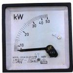 Comparison between analog wattmeter and digital wattmeter