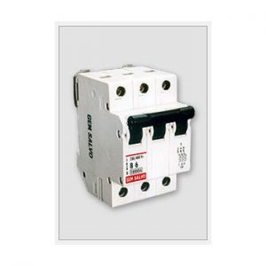 Miniature circuit breaker