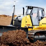 Purpose of bulldozer
