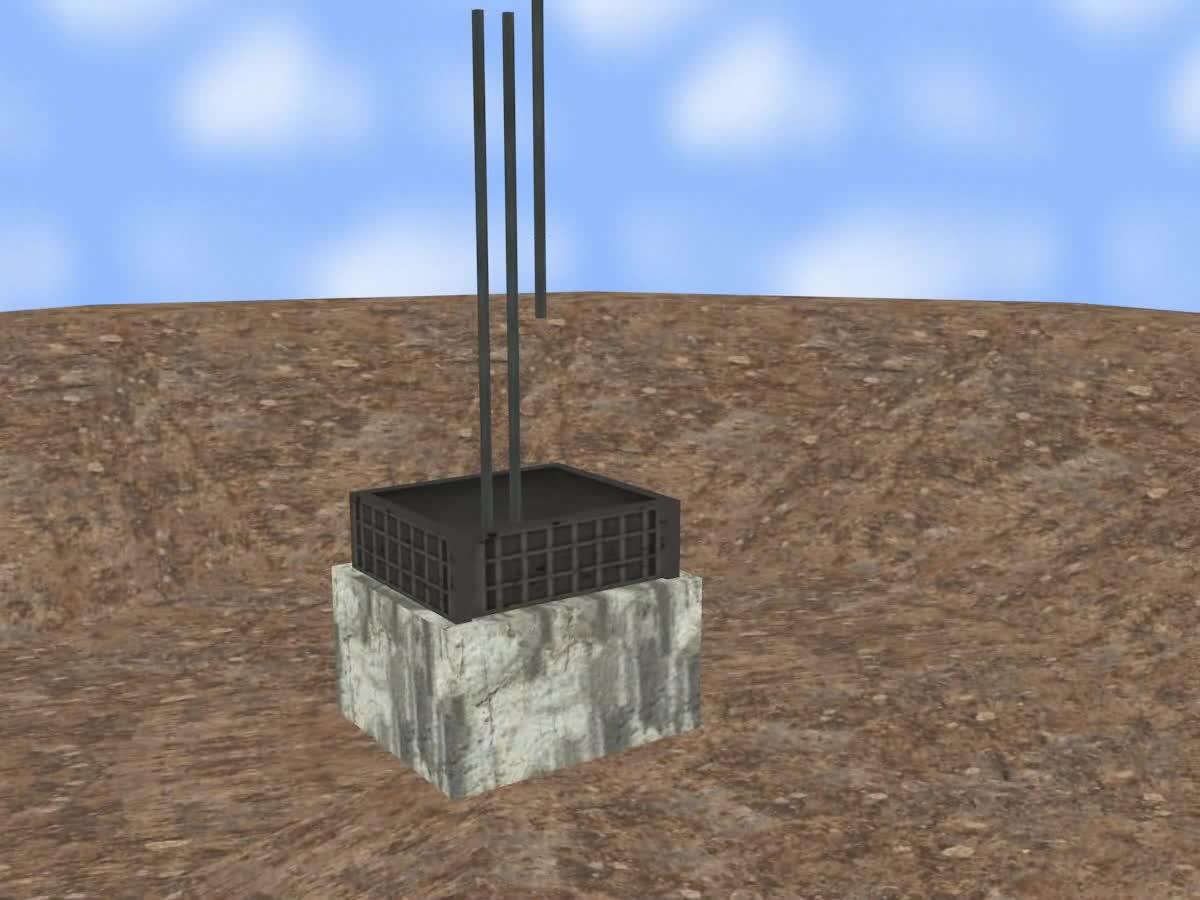 How To Build A Deck Over Concrete Steps