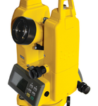 Applications of the digital theodolite