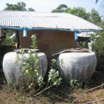 What are the methods of rainwater harvesting