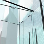 What are structural glazing?