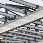 Use of different structural steel sections