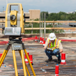 Applications of total station