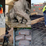 What are the uses of cement